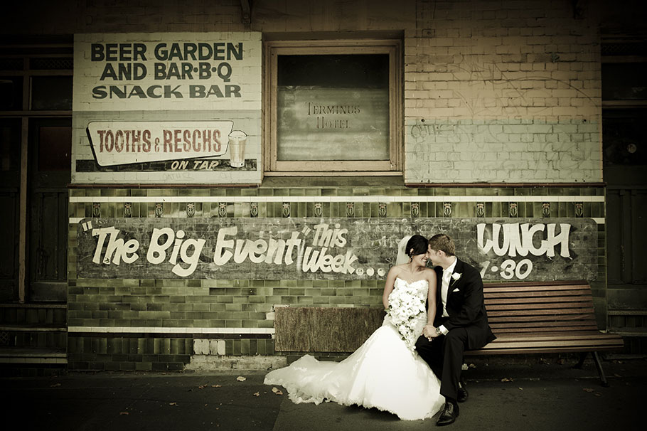 Pyrmont Wedding