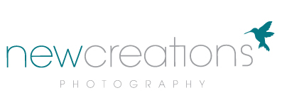 New Creations Photography logo